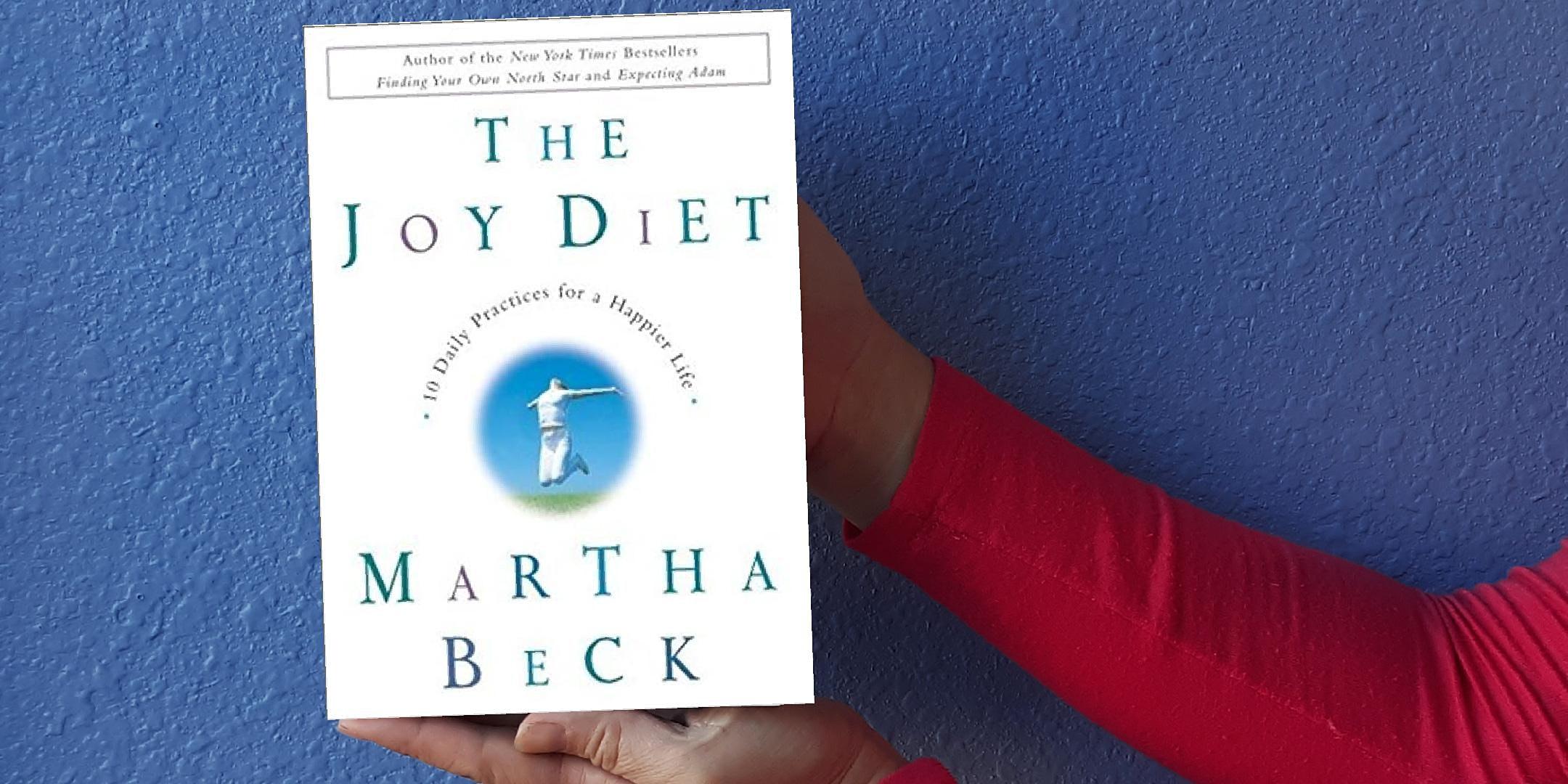 What's Next? Book Club - The Joy Diet