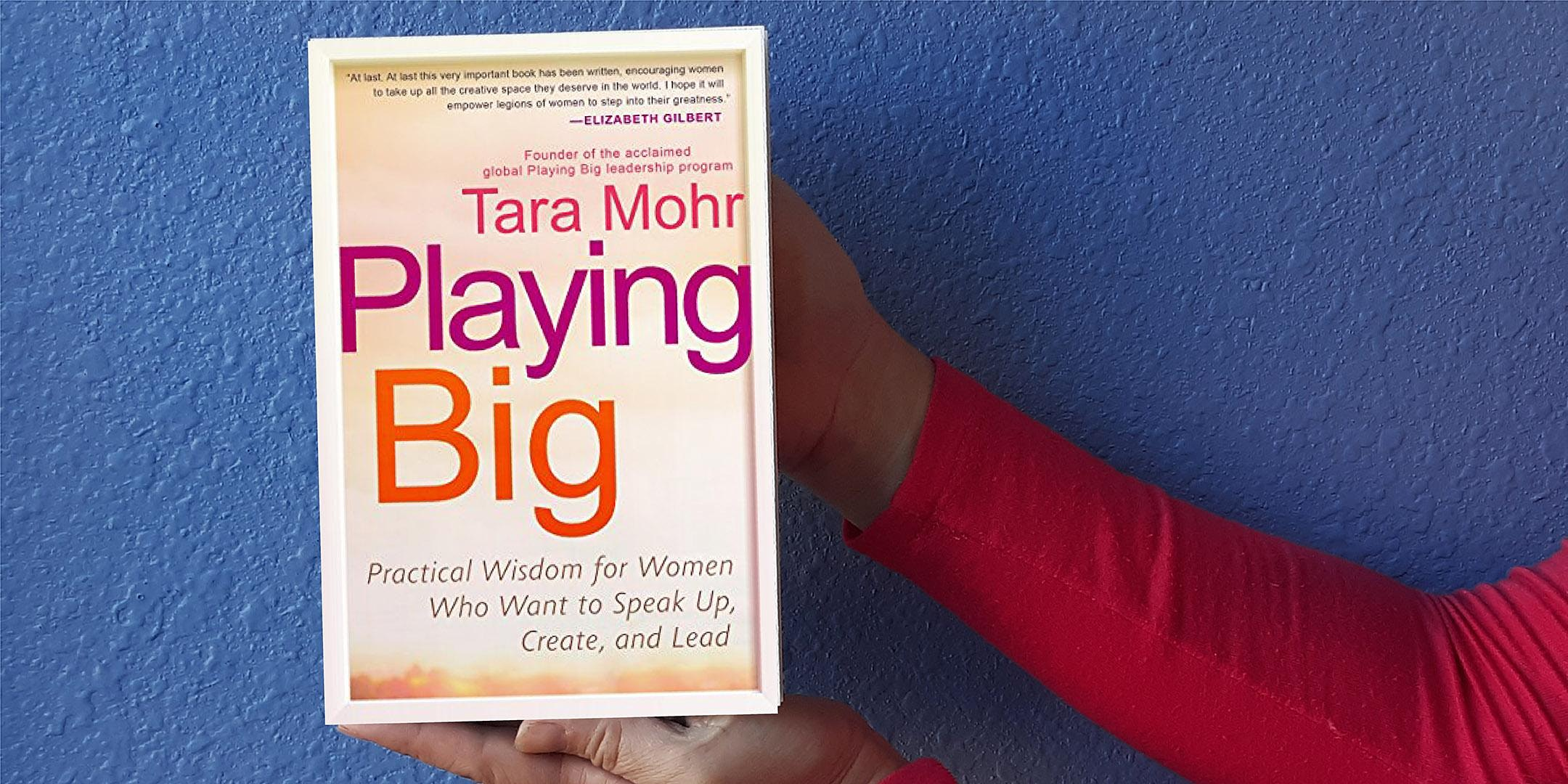 What's Next? Book Club (Virtual) - Playing Big