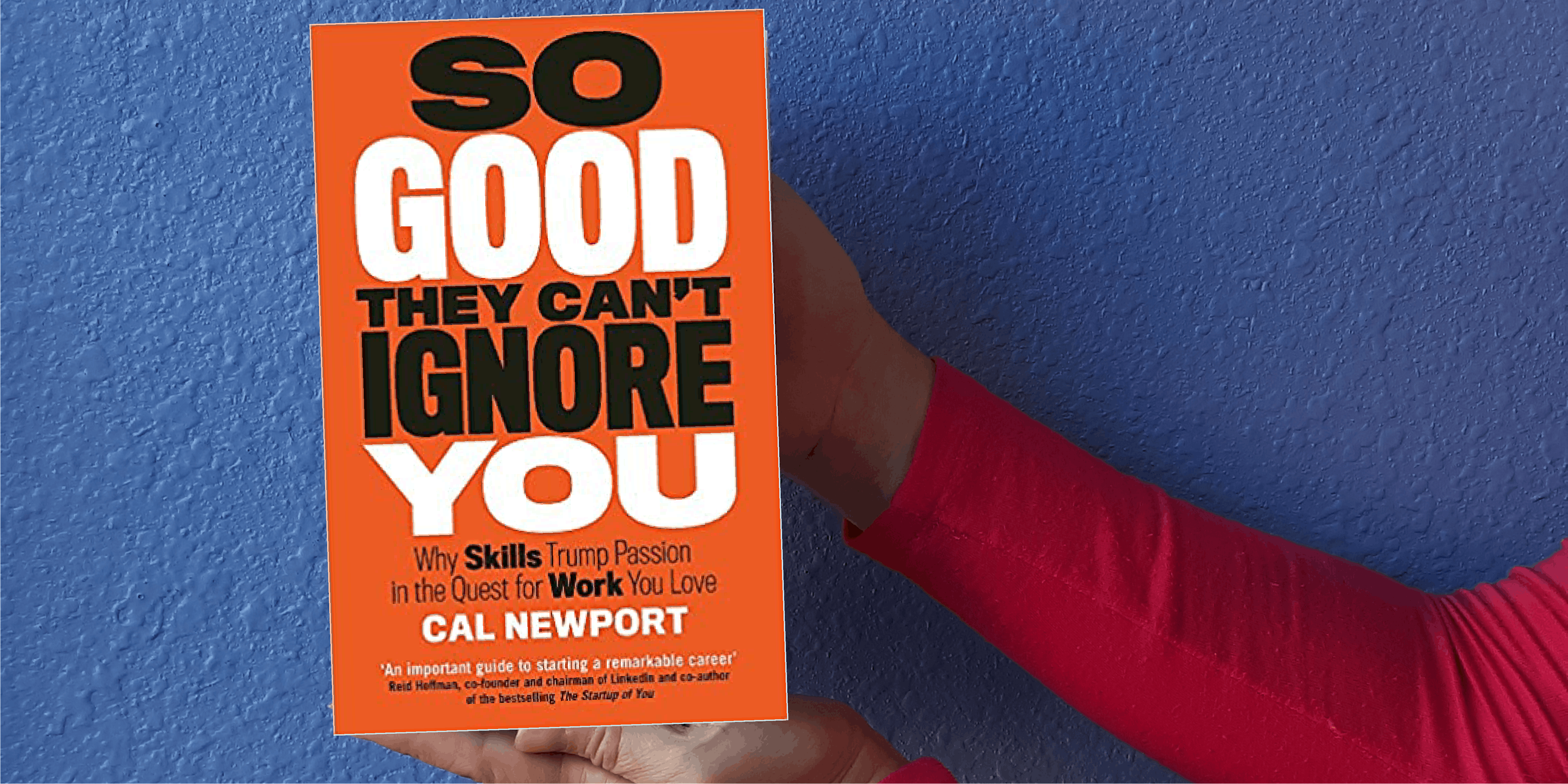 Roundtable Book Club Discussion: So Good They Can't Ignore You!