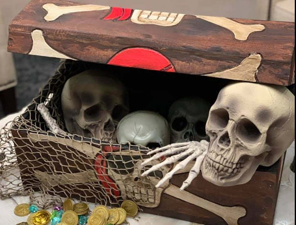 Exclusive Event: Pirate Parrrty Fundraiser Launch & Exhibit Kick-Off